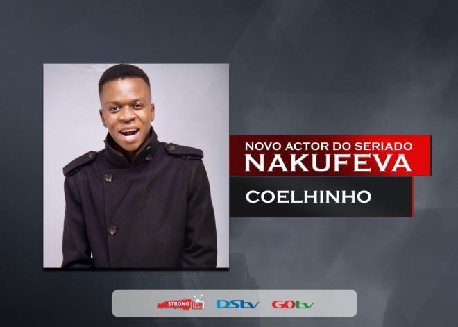 Coelhinho, actor de Nakufeva