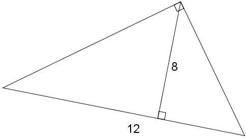 Obrazcový hlavolam Obsah trojúhelníku