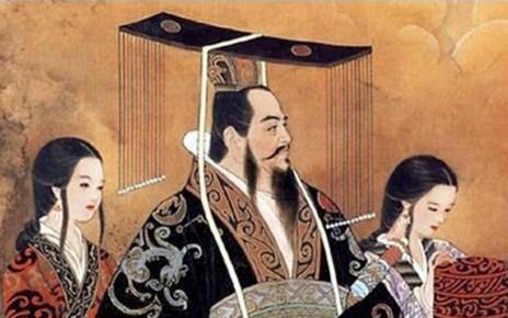 Legendy o vzniku tangramu - Císař Yu a keramická dlaždice