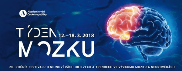 Týden mozku 2018