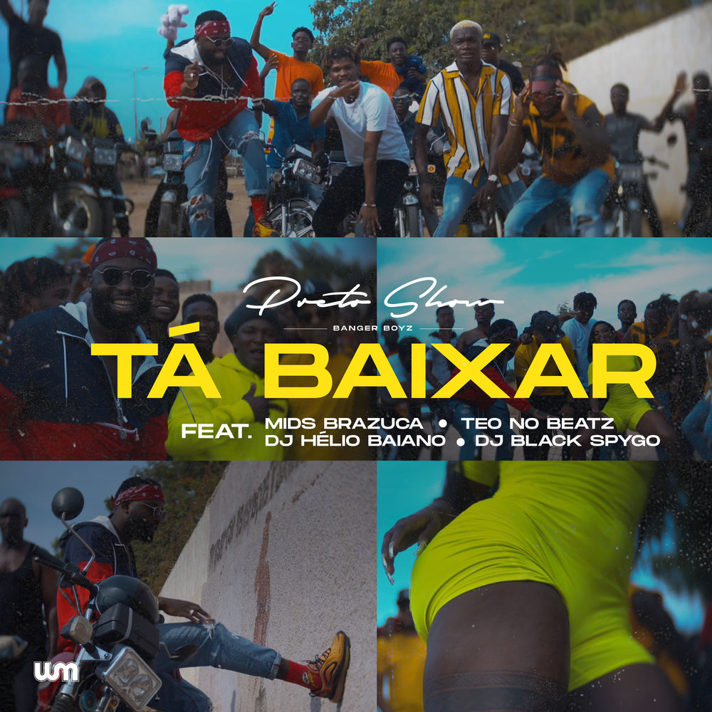 Preto Show feat. Teo no Beats & Mids Brazuca, Dj Helio Baiano , Dj Black Spygo – Tá Baixar (Download mp3)