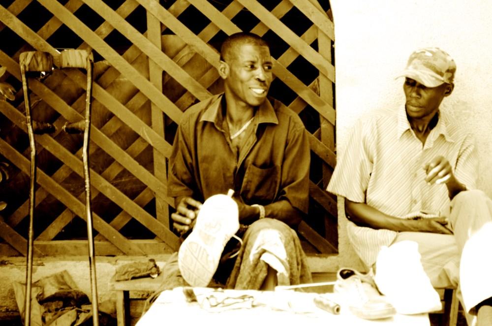 A story about Mr Atanase. (4/6)