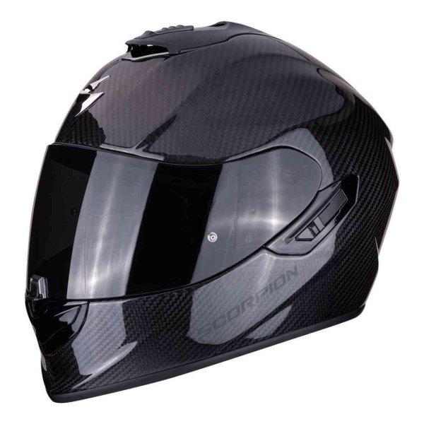 Scorpion  EXO 1400 Carbon Glossy