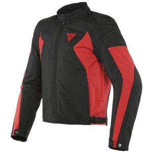 Dainese  Mistica Tex Jacket Rød