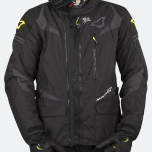 Macna  Sektor jakke sort/grå
