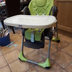 Chicco High Chairs Uk Peg Perego Prima Pappa Diner Chair Highchair Second Hand Baby Stuff Buy And Sell Preloved Adjustable Height Brakes Bag To Store Bibs Slightly Torn Straps Are Marked Showing Their Age They Ve Been Washed But