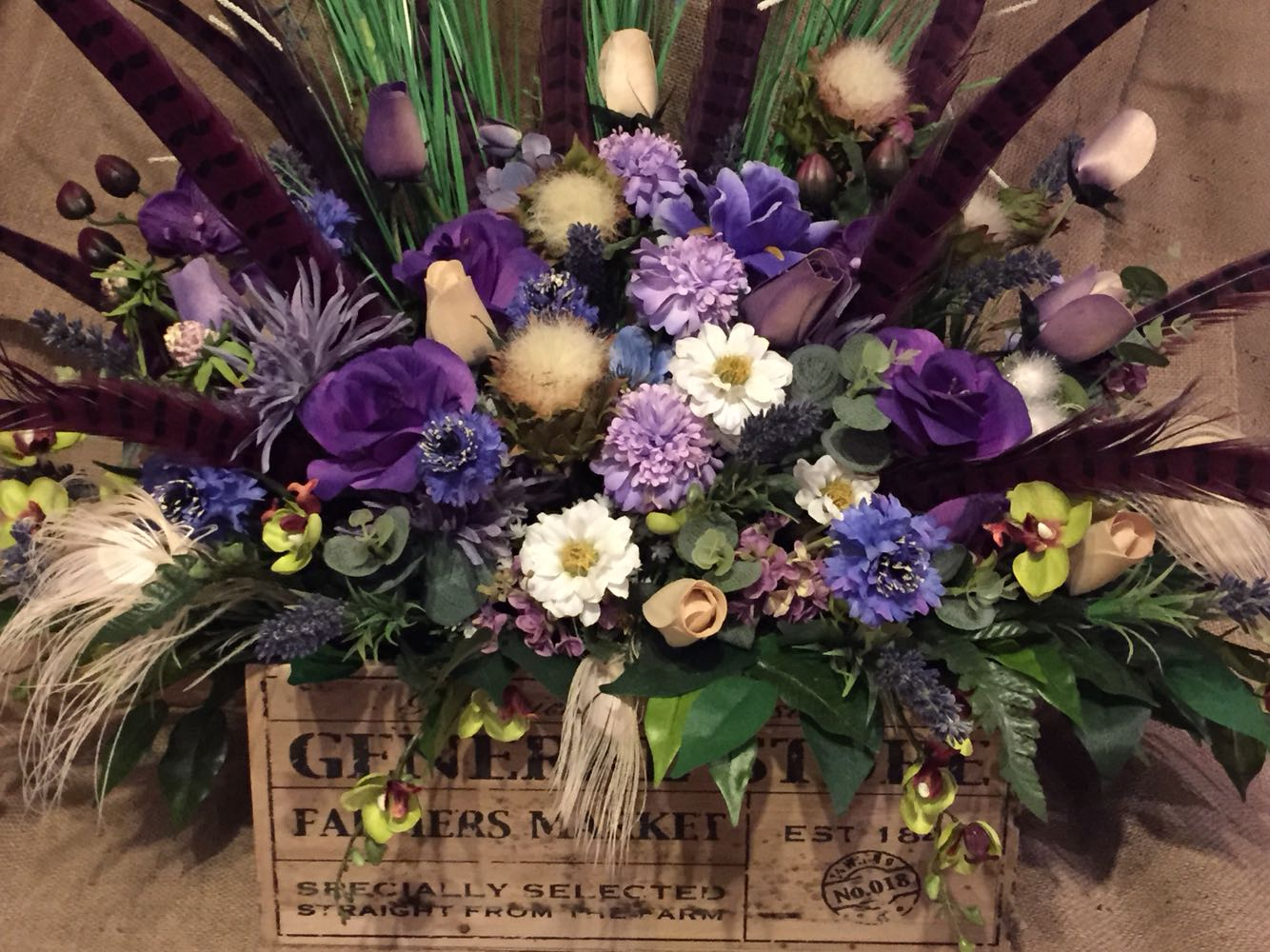 Artificial Wedding Flowers For Sale In UK