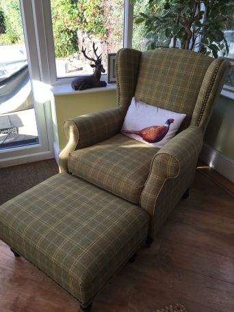 Wingback Chairs for sale in UK  57 used Wingback Chairs