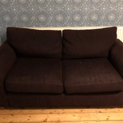 Sofa Bed Second Hand Bristol Horizontal Inline Murphy And Household Furniture Buy Sell In Compact 2 3 Seater Plum