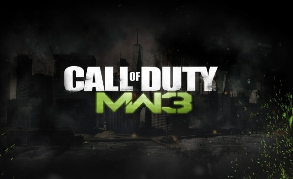First Modern Warfare 3 Double Weapon XP Event for PS3 and Xbox 360