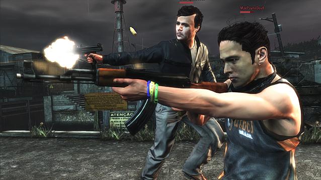Rockstar Games Reveals Max Payne 3 Multiplayer Cast MP1st