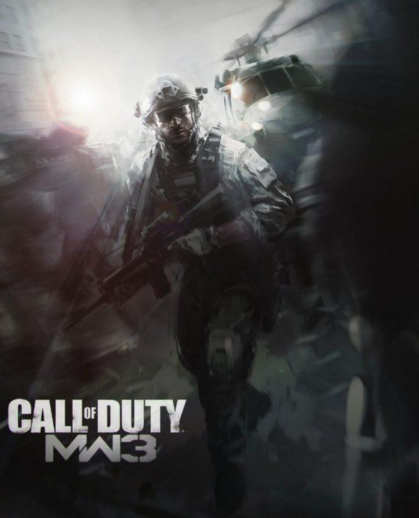 Check Awesome Modern Warfare 3 Concept Artwork - Mp1st