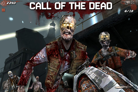 Call Of Duty Black Ops Zombies Call Of The Dead