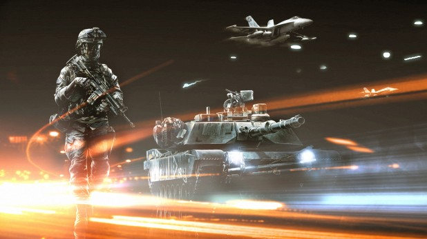 Battlelog Update – Game Activity and Origin Friends Detailed