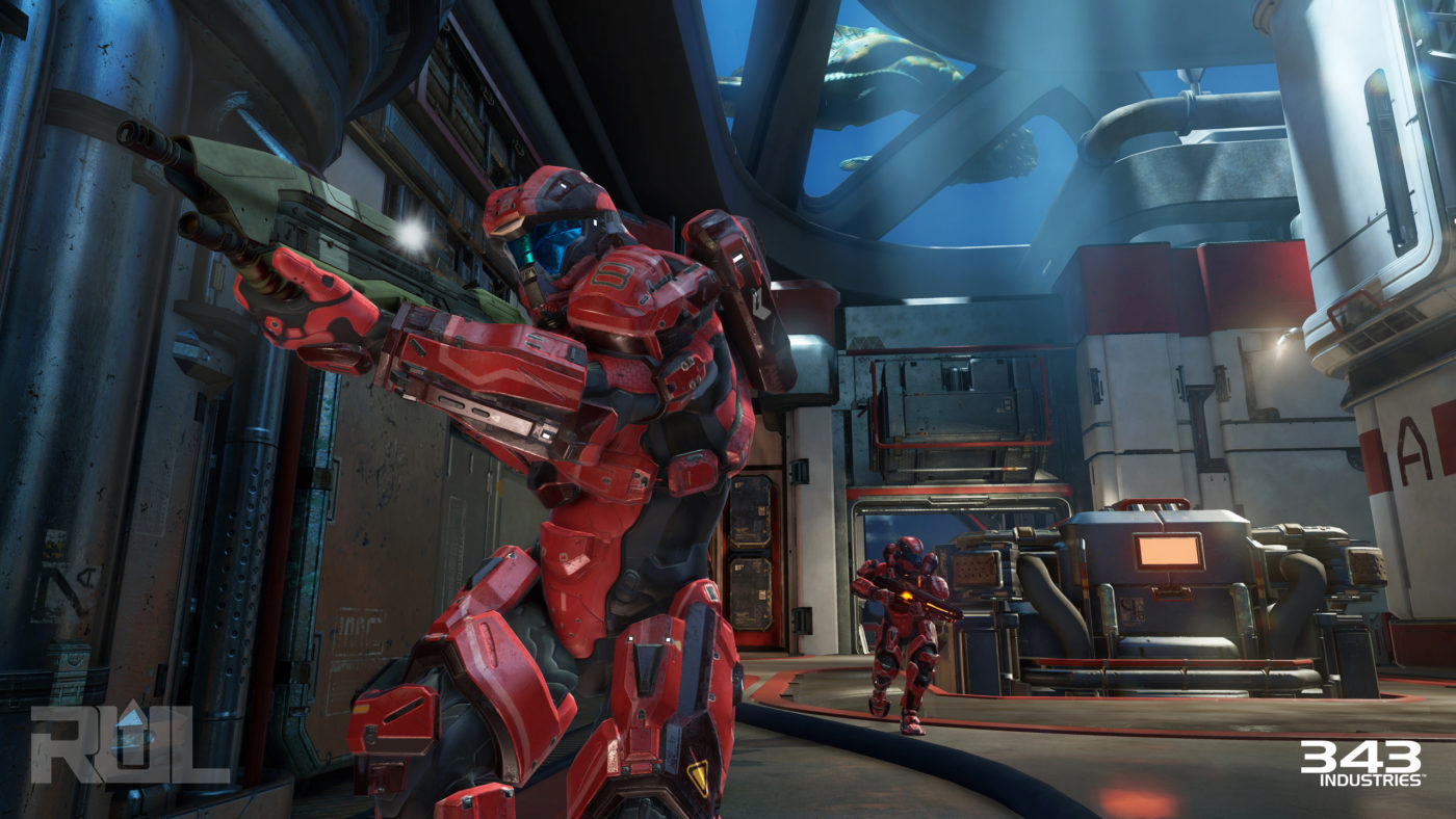 New Halo 5 Guardians Campaign Amp Multiplayer Gets New