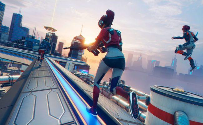 Hyper Scape Beta Starts Today Beta Gameplay Trailer