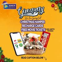 Amen Estate Gifts Followers Hampers, Recharge Cards and Tickets to Watch Omo Ghetto The Saga