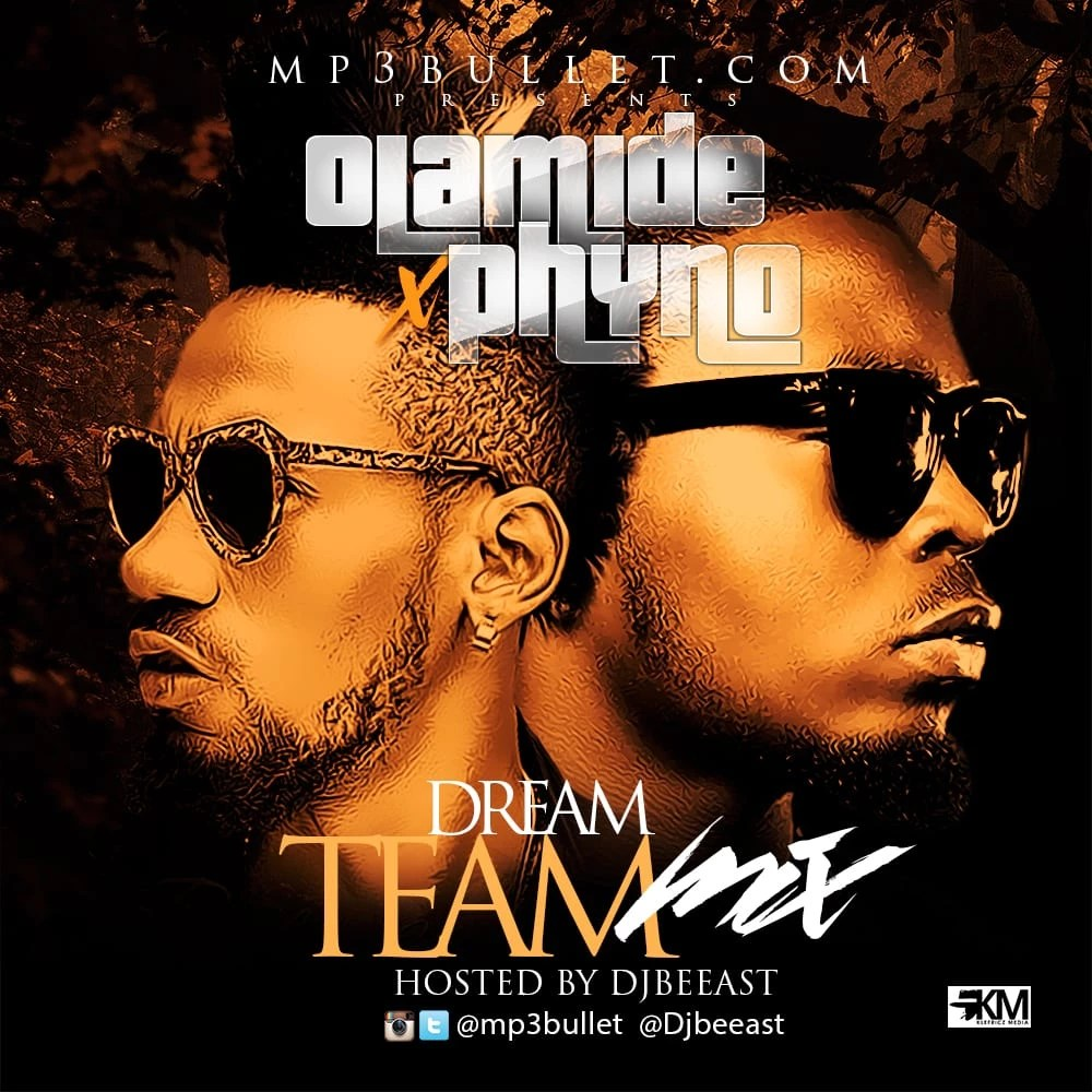 "Olamide Vs Phyno"" Mp3bullet Mixtape"