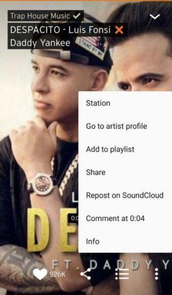 soundcloud Custom Playlists