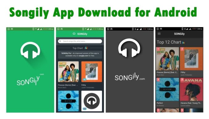 Songily App Download for Android