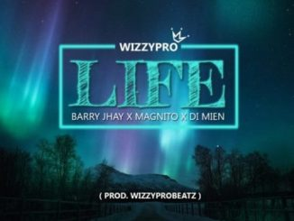 WizzyPro – Life ft. Barry Jhay x Magnito x Di Mien