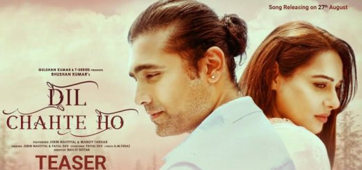 DIL CHAHTE HO LYRICS – JUBIN NAUTIYAL