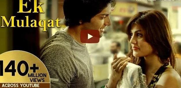 Ek Mulaqat Lyrics - Sonali Cable (2014)