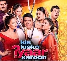 Samandar Lyrics – Kis Kisko Pyaar Karoon