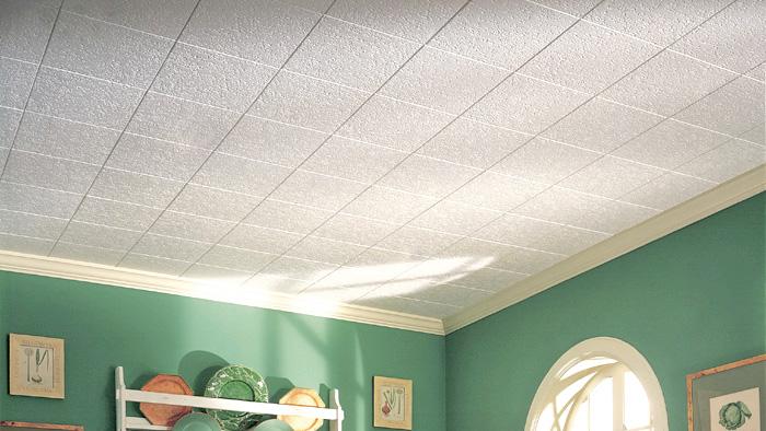 Drop Ceiling Spray Paint