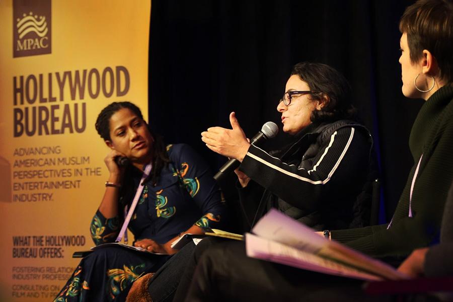 MPAC Hollywood Bureau panel at Sundance