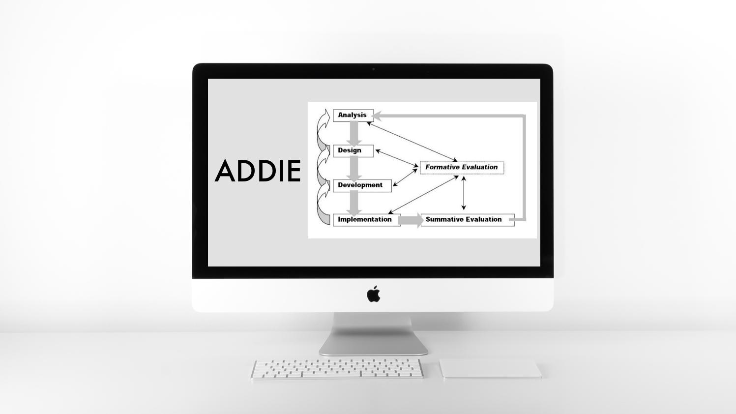 addie the classic instructional design model [ 1497 x 842 Pixel ]
