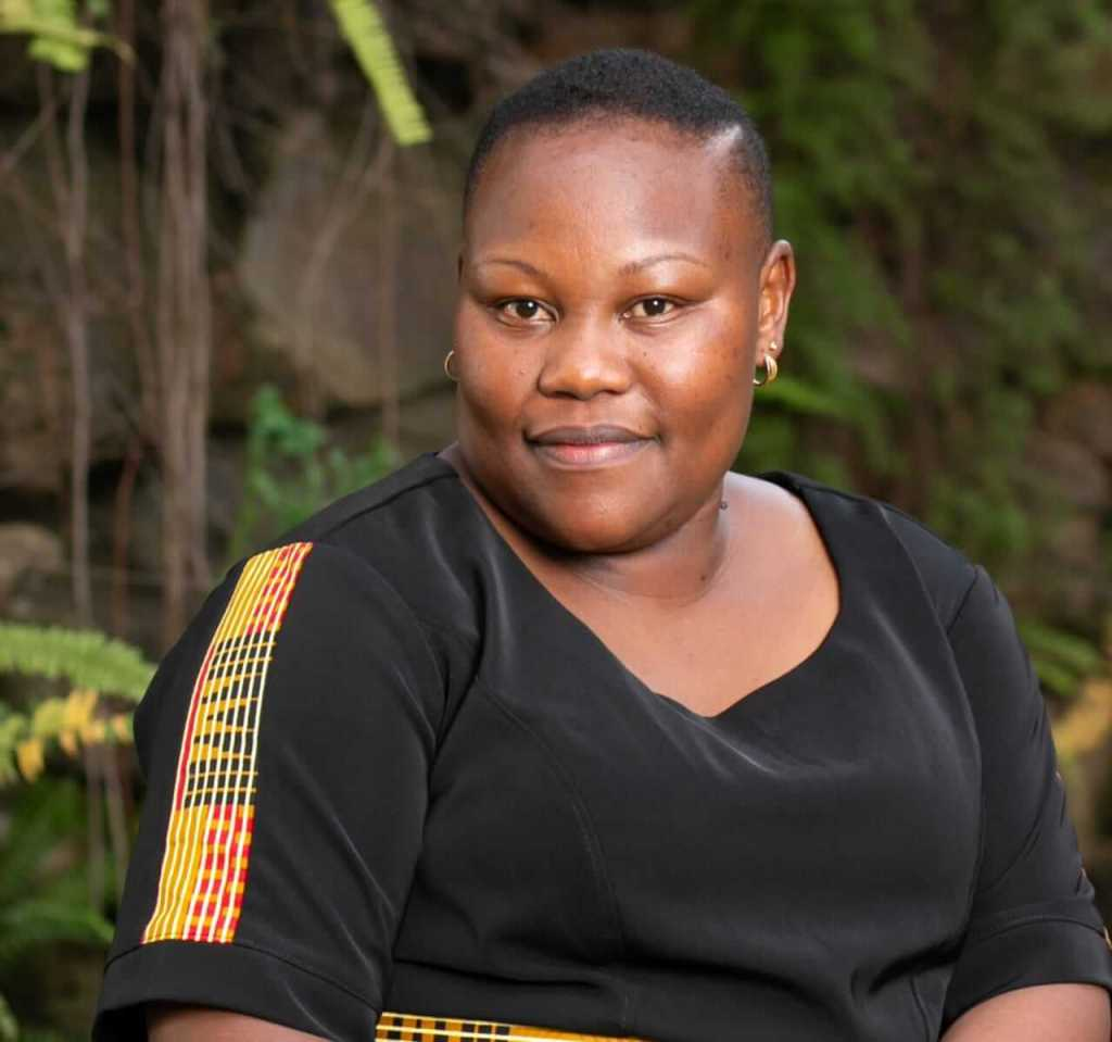 Beatrice Wanjohi Human Resources and Administration Manager