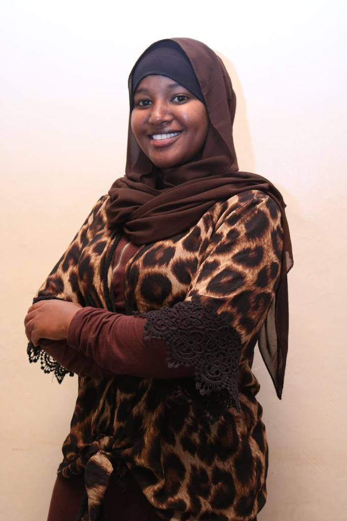 Fardosa Hassan Operations Assistant