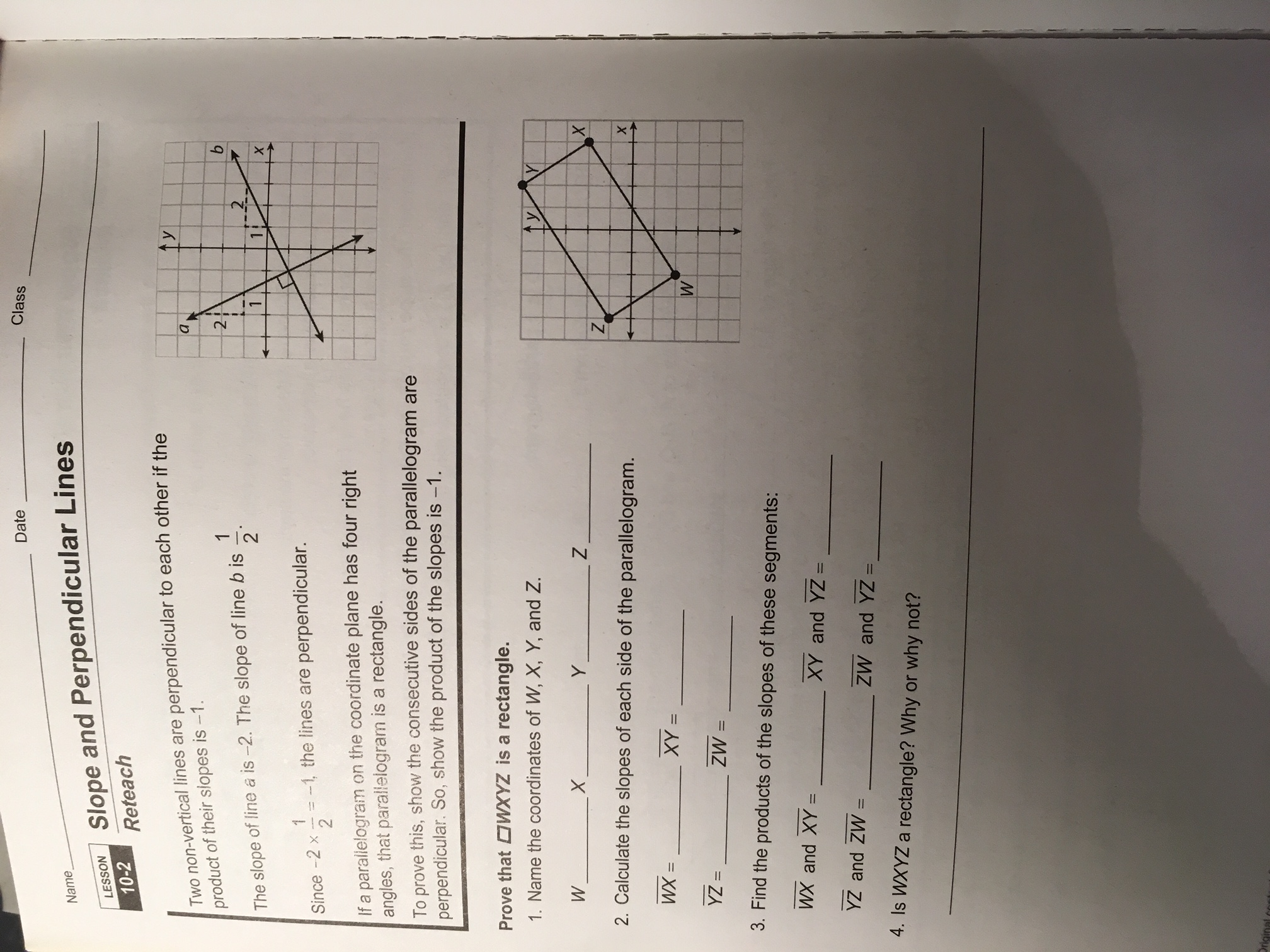 Geometry Unit 2 Parallel Lines And Transversals Worksheet