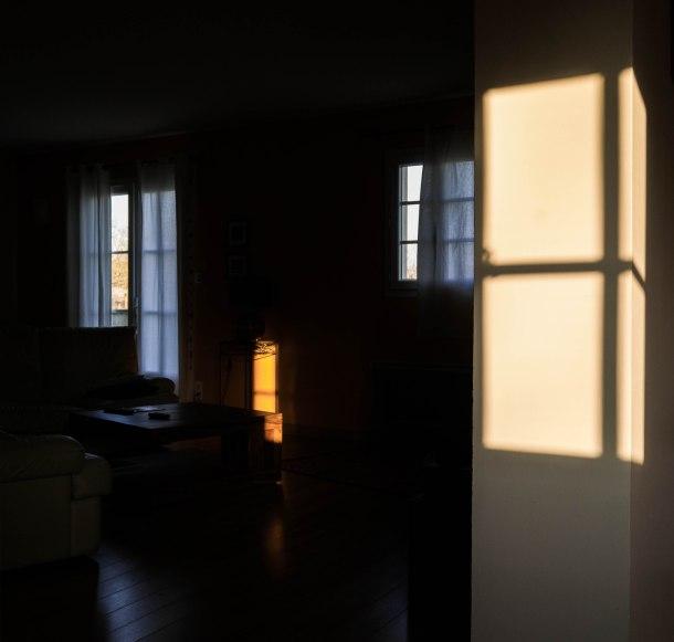 Low-key, afin de mieux saisir les lumières matinales dans la maison