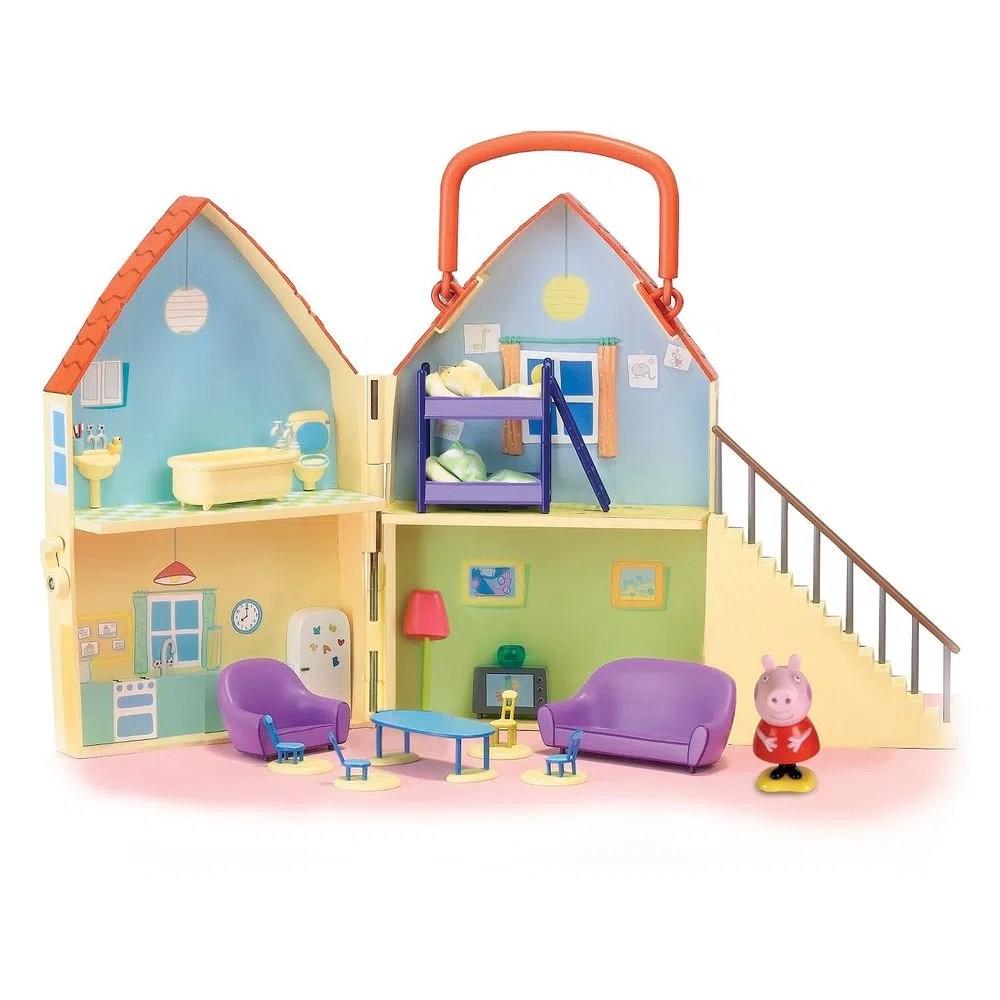 Casa Da Peppa Pig  MP Brinquedos