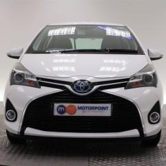 New Yaris Cvt Trd Harga Grand Veloz 1.5 A/t Used Or Nearly Toyota 1 5 Hybrid Icon 5dr