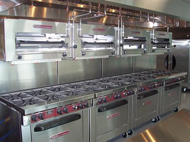 Commercial Kitchen Design  Equipment for Churches  CT Design