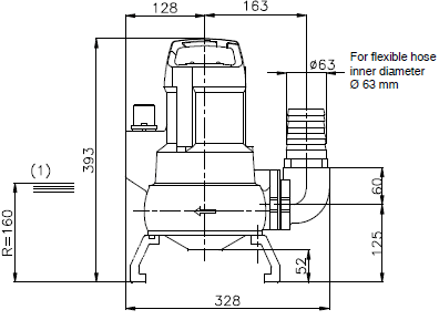KSB Ama Porter 501 SE Pump