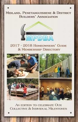 2017 Midland Penetanguishene & District Builders Association Directory