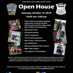 Methuen Police Department Open House Scheduled for Saturday, October 13, 2018 from 10:00 am until 2:00 pm