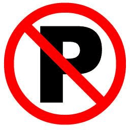 No Parking Logo