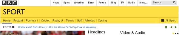 BBC Sport Football News