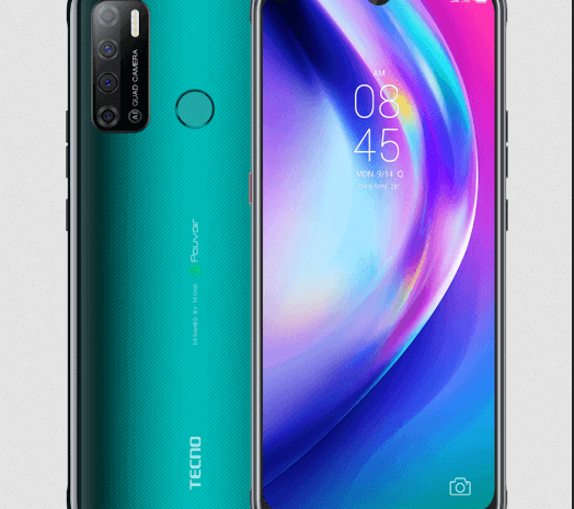 Tecno Pouvoir 4 Pro Specifications and Price In Kenya