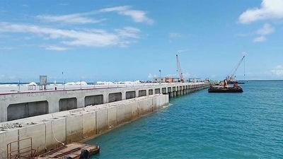 Completion of Lamu Port Moved To December 2021