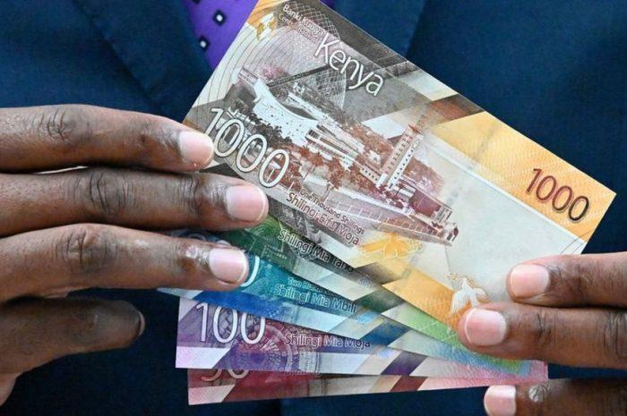 Kenyan Shilling Crosses 109 To The Dollar Mark