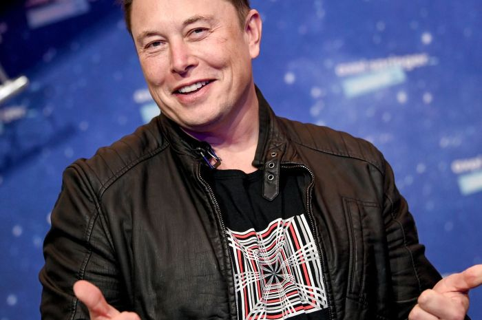 Elon Musk Now The World's Richest Person