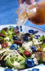 Arlene Coco's Double Blue Salad recipe