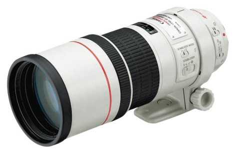 Canon EF 300mm F4