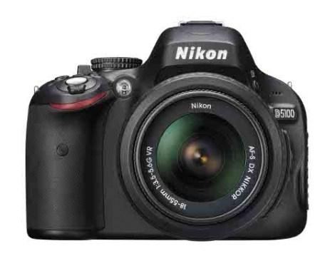 Nikon D5100 18-55 Kit